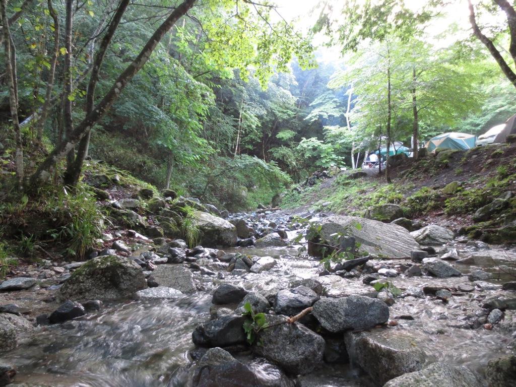 道志村の山伏オートキャンプ場_c0310571_06292919.jpg