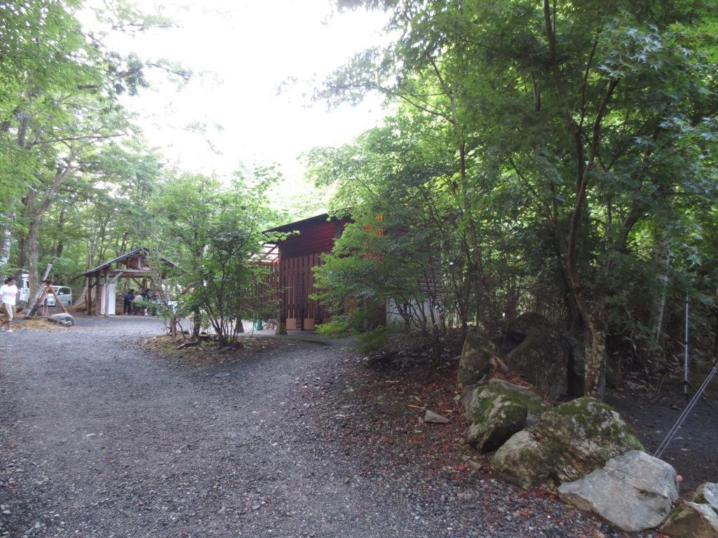 道志村の山伏オートキャンプ場_c0310571_06380584.jpg
