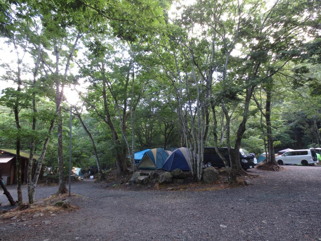 道志村の山伏オートキャンプ場_c0310571_06461959.jpg