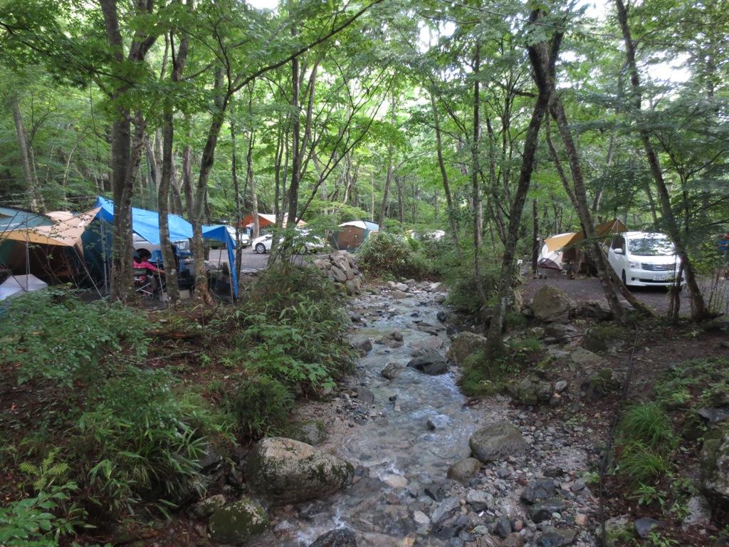 道志村の山伏オートキャンプ場_c0310571_08365361.jpg