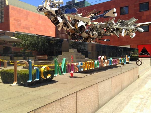 MOCA(ロサンゼルス現代美術館)_d0233672_13522290.jpg