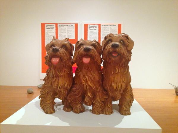 MOCA(ロサンゼルス現代美術館)_d0233672_13571787.jpg