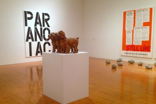 MOCA(ロサンゼルス現代美術館)_d0233672_1415026.jpg