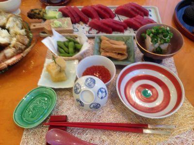 海鮮祭り…和食でおもてなし_e0326573_20281558.jpg