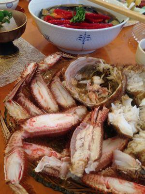 海鮮祭り…和食でおもてなし_e0326573_20283733.jpg
