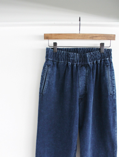 Honor gathering Heavy Cotton Tencel Twill Easy Trousers_b0139281_15471823.jpg