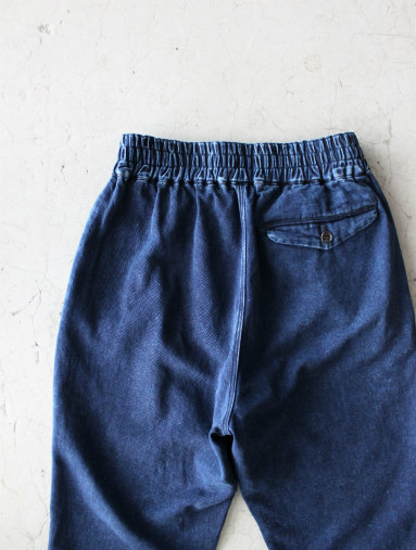 Honor gathering Heavy Cotton Tencel Twill Easy Trousers_b0139281_15474544.jpg