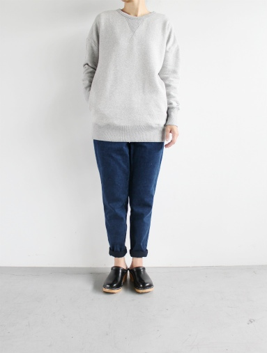 Honor gathering Heavy Cotton Tencel Twill Easy Trousers_b0139281_1549684.jpg