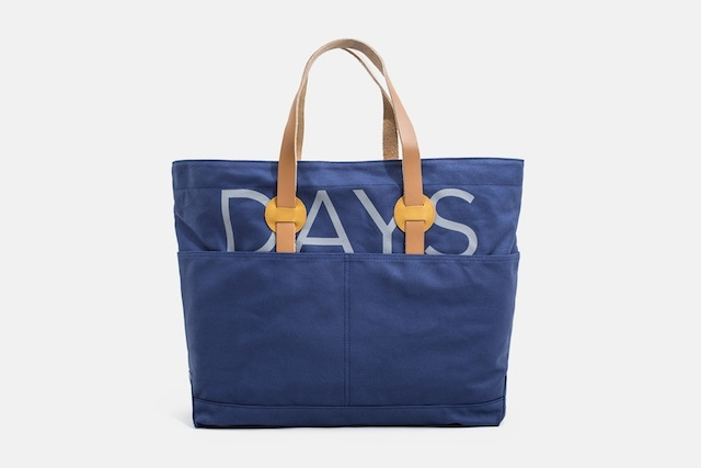 SATURDAYS SURF NYC REECE TOTE NAVY:SORRY,SOLD OUT!_f0111683_15032609.jpg