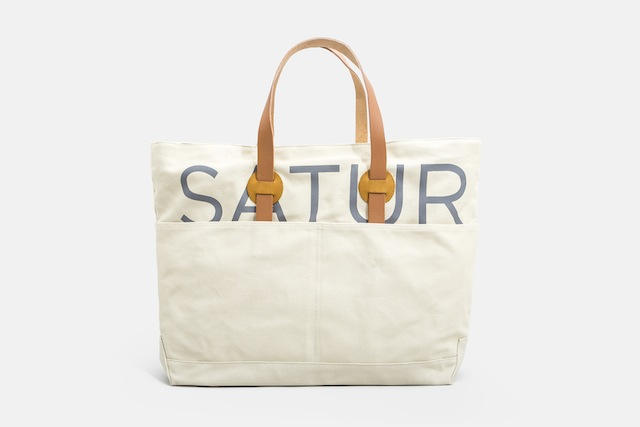 SATURDAYS SURF NYC REECE TOTE NAVY:SORRY,SOLD OUT!_f0111683_15033055.jpg