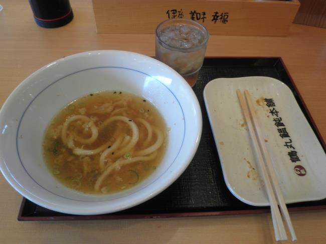 鶴丸饂飩本舗   門真店_c0118393_1431872.jpg