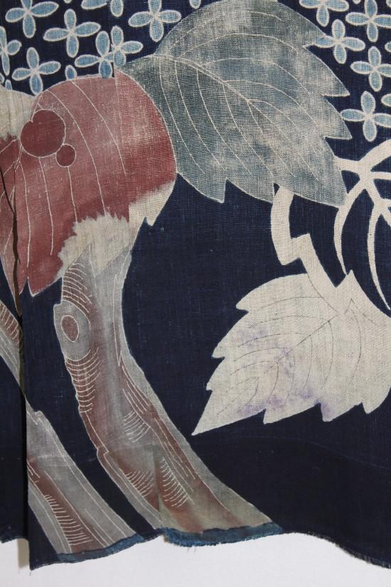古布 木綿 夜着 麻 Cotton hemp Yogi Japanese Antique Textile_c0325097_15384677.jpg