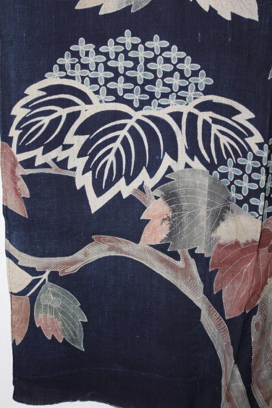 古布 木綿 夜着 麻 Cotton hemp Yogi Japanese Antique Textile_c0325097_15385945.jpg