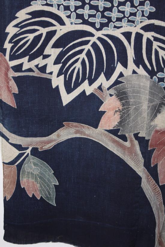 古布 木綿 夜着 麻 Cotton hemp Yogi Japanese Antique Textile_c0325097_15391629.jpg