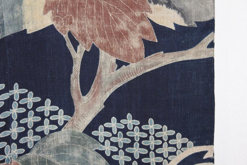 古布 木綿 夜着 麻 Cotton hemp Yogi Japanese Antique Textile_c0325097_15401415.jpg