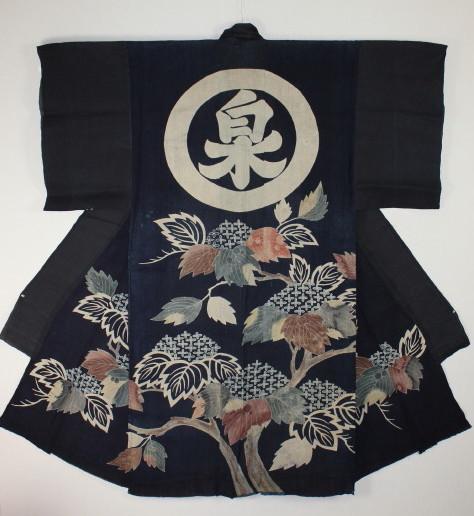 古布 木綿 夜着 麻 Cotton hemp Yogi Japanese Antique Textile_c0325097_8282533.jpg