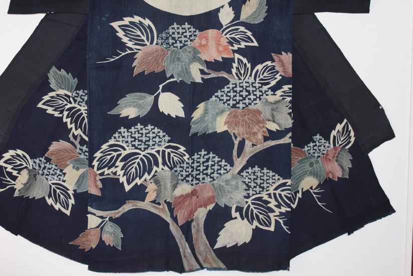 古布 木綿 夜着 麻 Cotton hemp Yogi Japanese Antique Textile_c0325097_828720.jpg