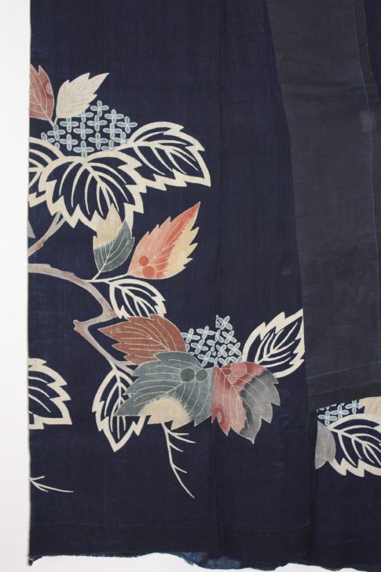 古布 木綿 夜着 麻 Cotton hemp Yogi Japanese Antique Textile_c0325097_9251224.jpg