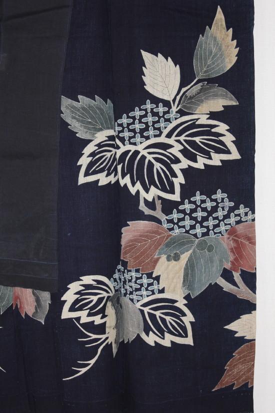 古布 木綿 夜着 麻 Cotton hemp Yogi Japanese Antique Textile_c0325097_925170.jpg