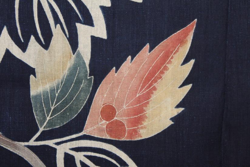 古布 木綿 夜着 麻 Cotton hemp Yogi Japanese Antique Textile_c0325097_926124.jpg