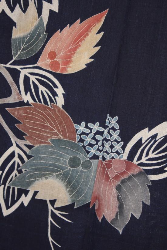 古布 木綿 夜着 麻 Cotton hemp Yogi Japanese Antique Textile_c0325097_9262764.jpg