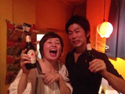 宴の後〜ブレルナ祭りレポート完結編 (写真、多数掲載しましたよ)〜_b0080104_20102334.jpg
