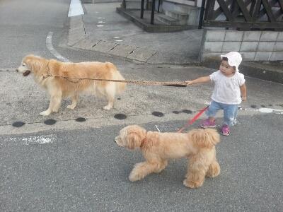 お散歩_e0136815_16465925.jpg