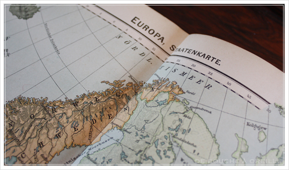 SCHUL-ATLAS ドイツ製の古い地図帳_d0184921_13553987.jpg