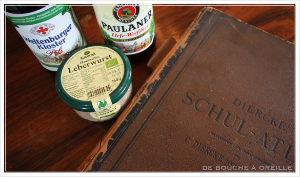 SCHUL-ATLAS ドイツ製の古い地図帳_d0184921_143047100.jpg