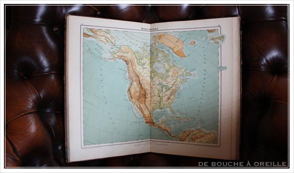 SCHUL-ATLAS ドイツ製の古い地図帳_d0184921_1433305.jpg