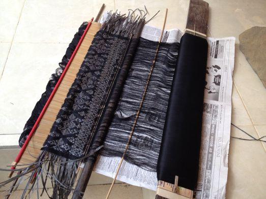 次に織るソンケットは、こちら。_a0120328_17334980.jpg