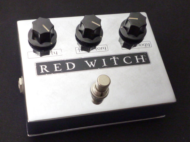 Red Witch -  Moon Phaser (その2)_f0186957_1435833.jpg