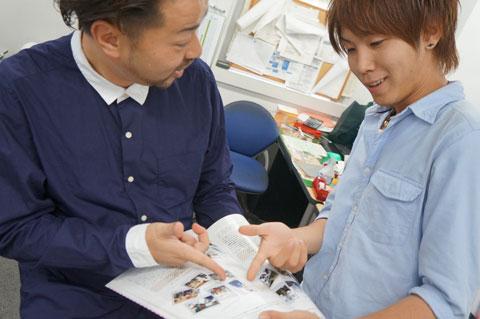 【カメラ部】9/1発売SHINBIYO10月号にカメラ部の活動内容が掲載されました!_c0080367_17255539.jpg