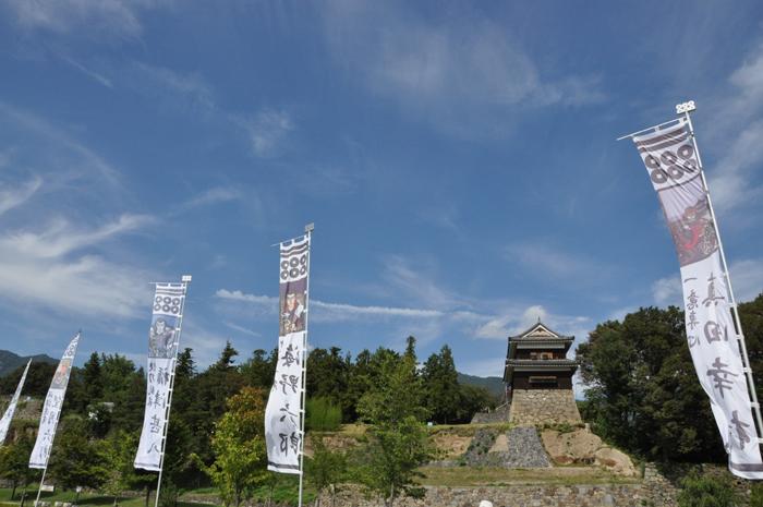 上田城跡写真_e0171573_20574567.jpg