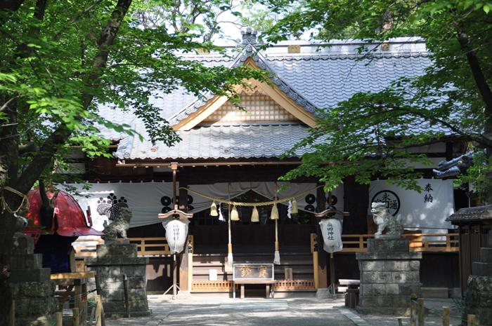 上田城跡写真_e0171573_20581151.jpg