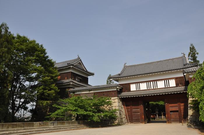上田城跡写真_e0171573_2058273.jpg