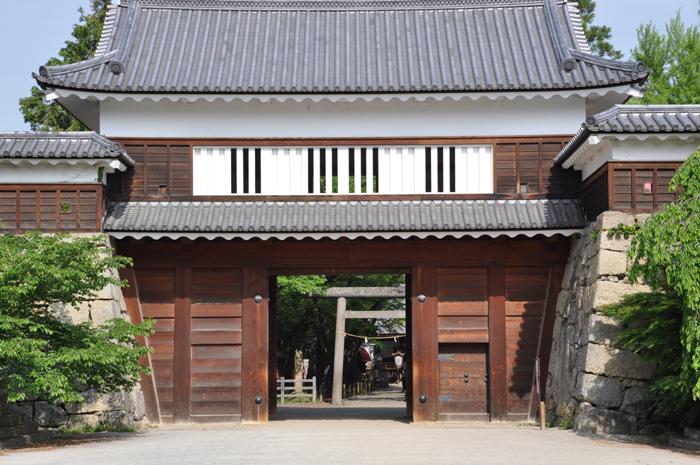 上田城跡写真_e0171573_2058791.jpg