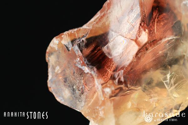 オレゴンサンストーン原石(アメリカ・オレゴン州産)_d0303974_1019283.jpg