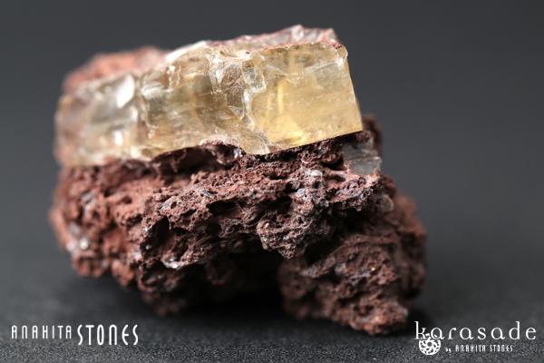 オレゴンサンストーン原石(アメリカ・オレゴン州産)_d0303974_1036574.jpg