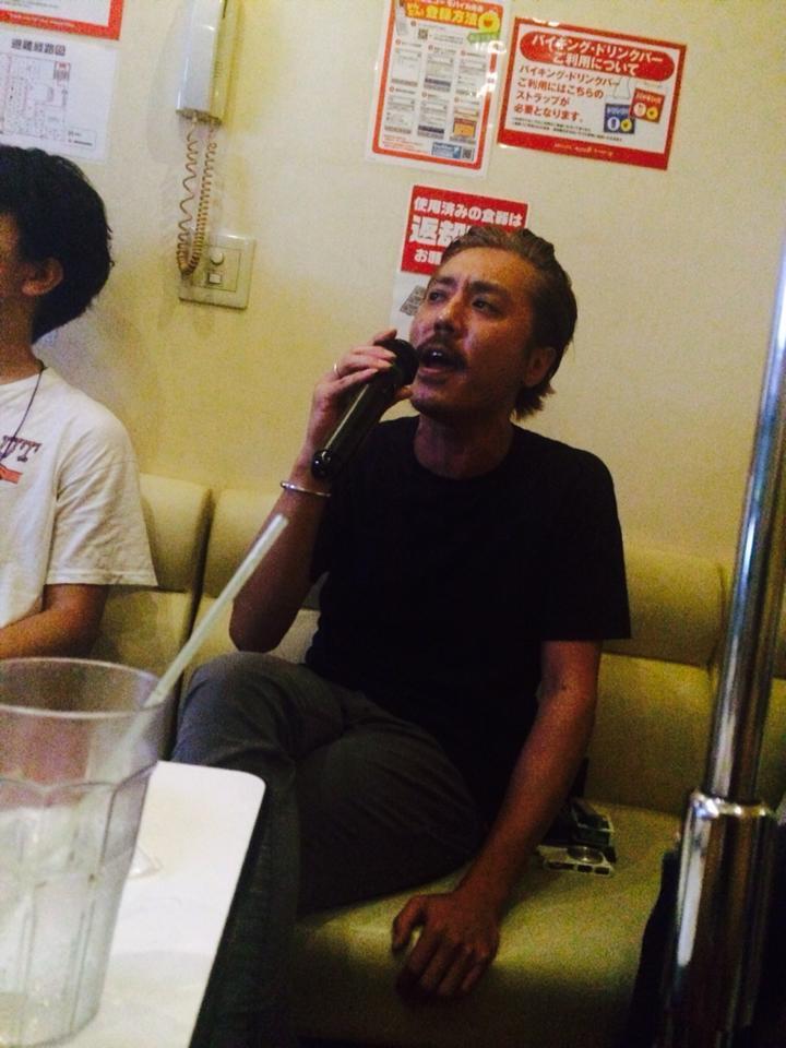 カラオケのど自慢結果発表!!!_f0180307_21375607.jpg