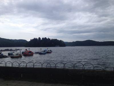 野尻湖☆_e0100021_16444421.jpg