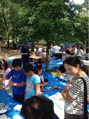 大仙公園イベント2014_c0124828_16323523.jpg