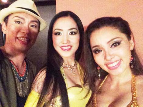 夏の終わりのベリーダンスショー、ありがとうございました_b0060756_0212067.jpg