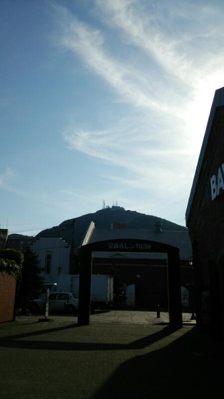 函館山と金森赤レンガ倉庫_b0106766_223211.jpg