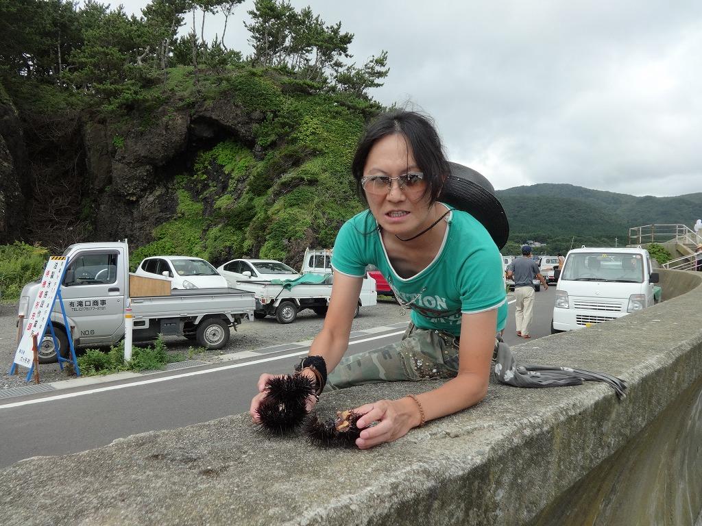 バスで到着~六ヶ所経由下北周遊 【8/24_25】_d0061678_22233792.jpg