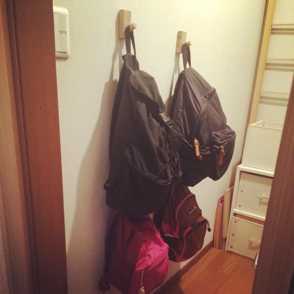 避難袋 どこに置いていますか?_e0303386_14484185.jpg