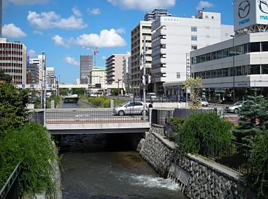 創成川公園_f0078286_10283576.jpg