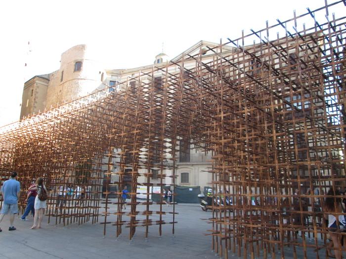 バルセロナ 旧市街(7月10日)_c0100195_1554689.jpg