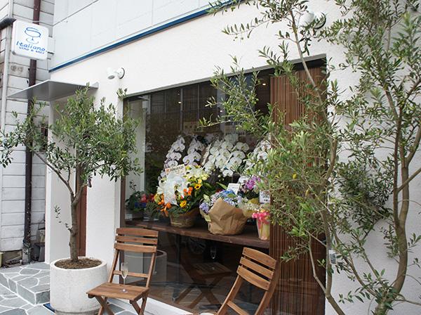 新イタリアンレストラン『イタリアーノプント』オープン。トウハラがデザイン関係担当させていただきました。_c0061896_10154887.jpg