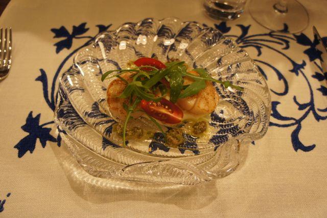 新イタリアンレストラン『イタリアーノプント』オープン。トウハラがデザイン関係担当させていただきました。_c0061896_18153077.jpg